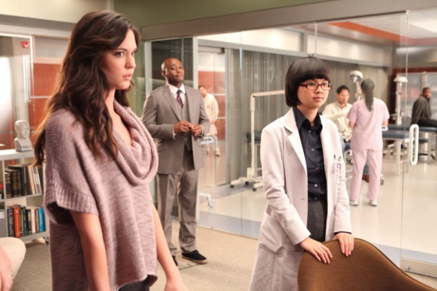 Dr. Adams and Dr. Park