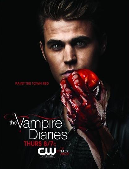 Stefan Salvatore Poster