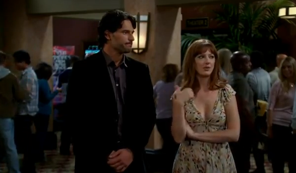 Joe Manganiello on Two and a Half Men