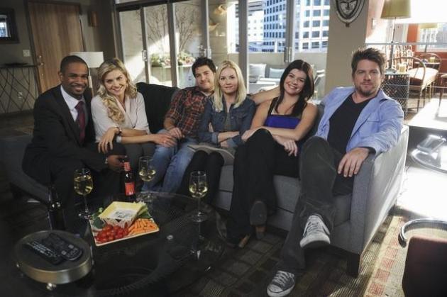 Happy Endings Cast Pic