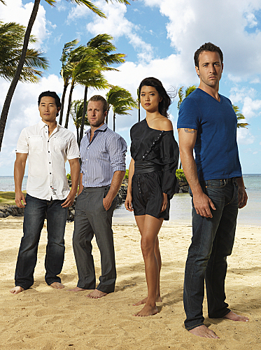 Hawaii Five-0 Cast Photo