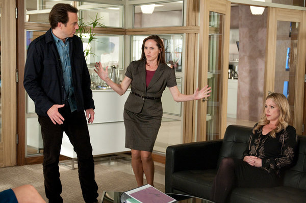 Molly Shannon on Up All Night