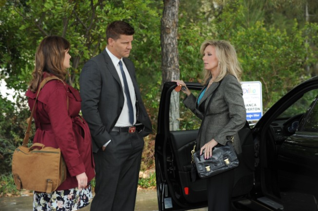 Booth and Brennan on the Case
