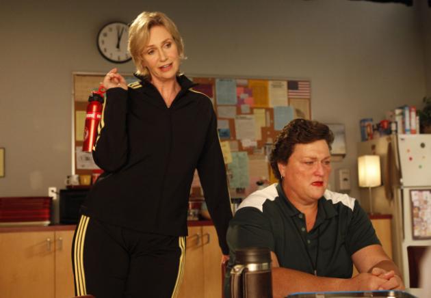 Sue vs. Beiste