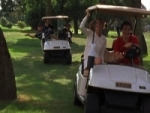 Golf Cart Racing