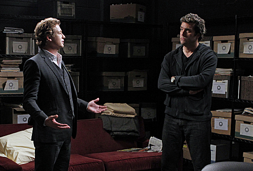 Craig Bierko on The Mentalist
