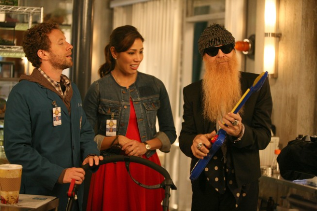 Billy Gibbons Returns!