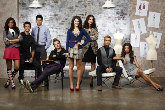 Jane By Design Cast Pic