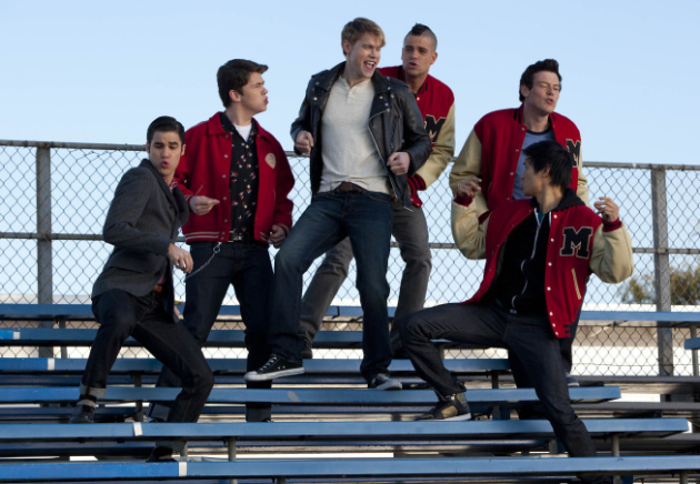 Glee Goes Grease