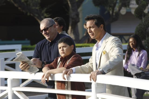 Benjamin Bratt on Modern Family