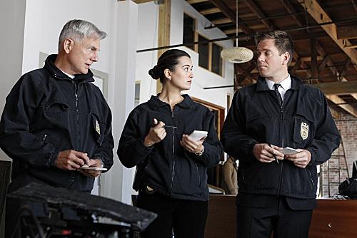 Gibbs and Team Members