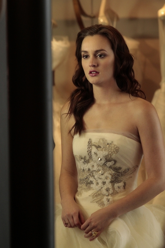 B's Wedding Dress