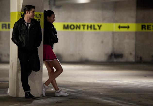 Blaine and Santana