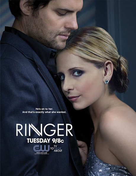 Ringer February Sweeps Poster