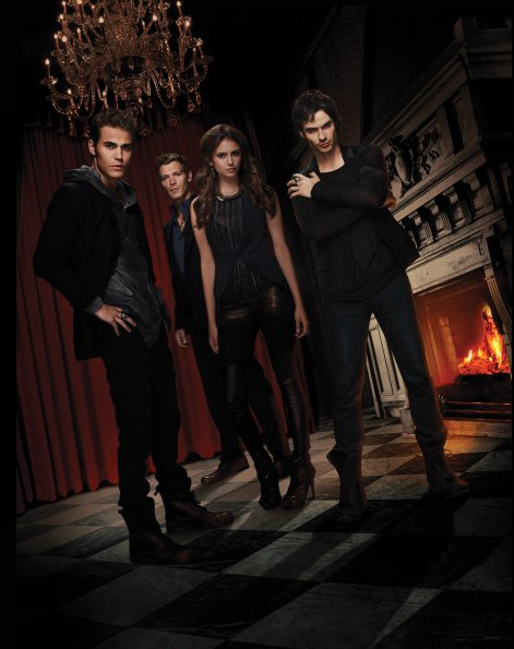 The Vampire Diaries February Sweeps Poster