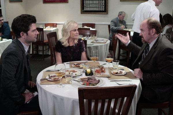An Awkward Dinner