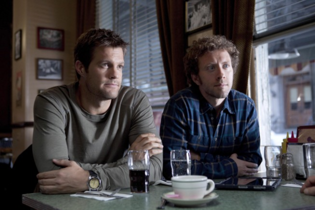 TJ Thyne on The Finder