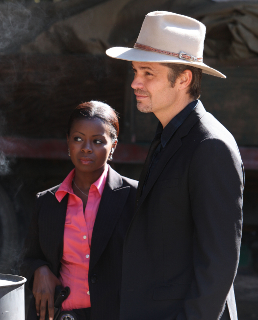 Raylan and Rachel