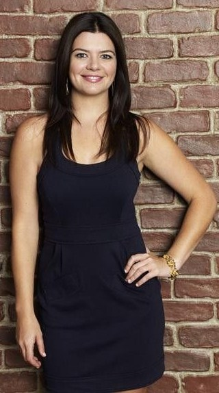 Casey Wilson of Happy Endings