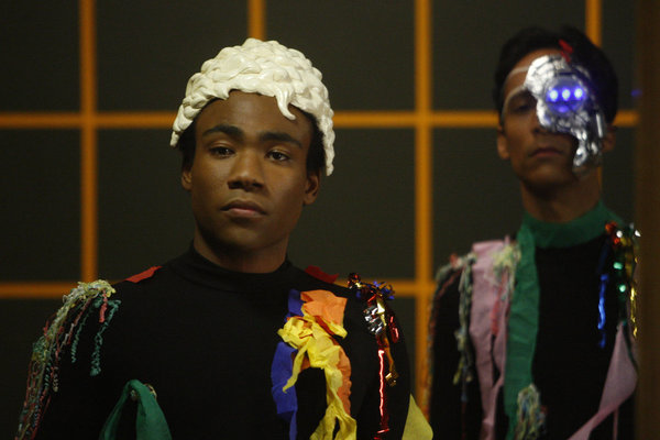 Normal Troy and Abed