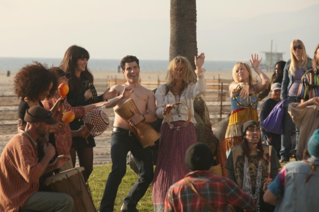 New Girl Drum Circle