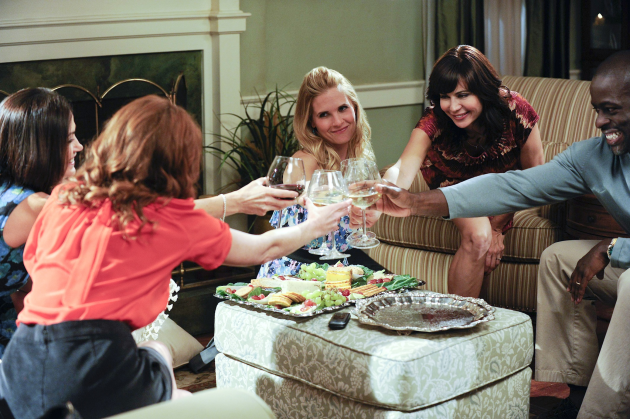 Cheers to Army Wives!