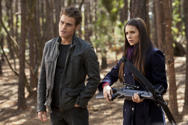 Elena with a Crossbow