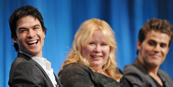 Ian Somerhalder at PaleyFest