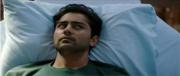 Raj in the Hospital