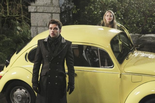 Sebastian Stan on Once Upon a Time