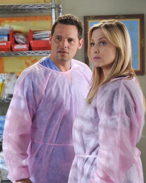 Robbins and Karev