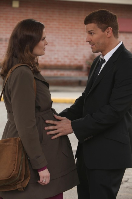 Pregnant Brennan Photo