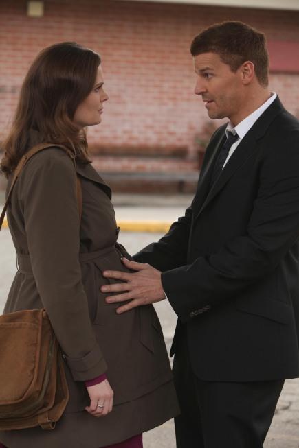 Pregnant Brennan Photo
