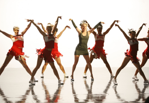 Glee Does Whitney