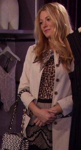 Serena in Leopard Print