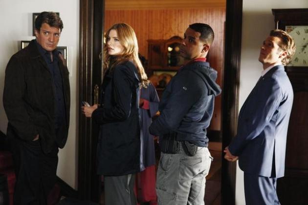 Castle Season 4 Finale Scene
