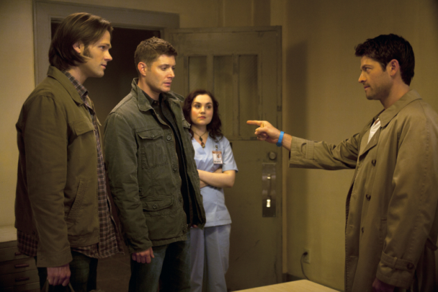 The Brothers and Castiel