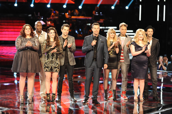 The Semifinal Contestants