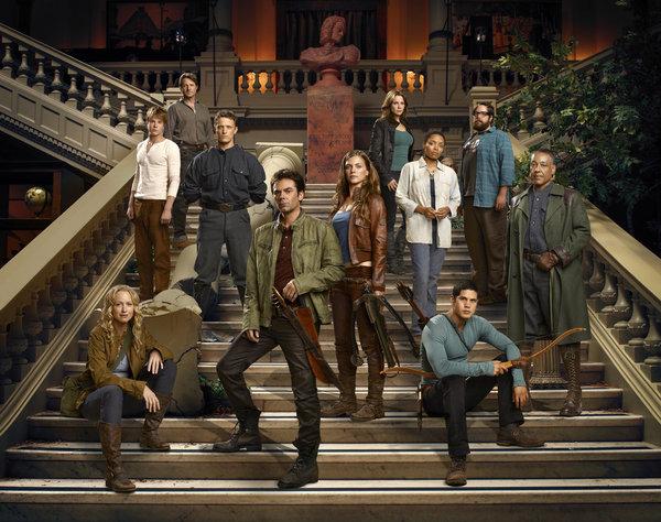 Revolution Cast Photo