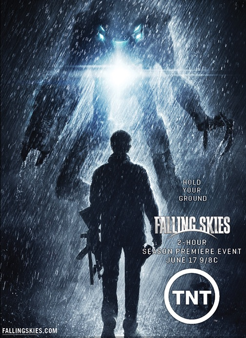 Falling Skies Season Two Poster