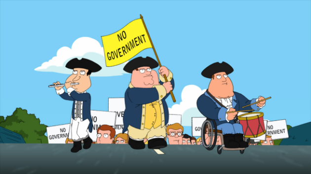 Tea Party Members