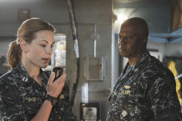 Captain and Lieutenant