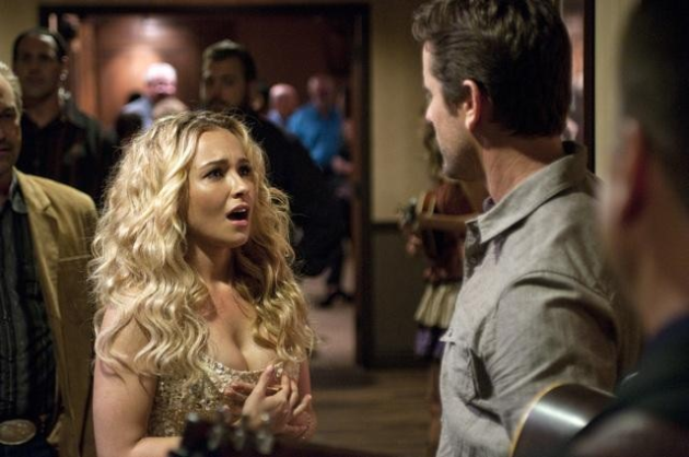Hayden Panettiere on Nashville