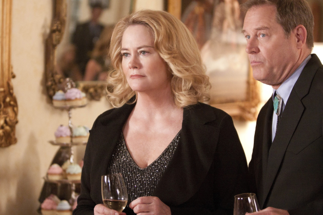 Cybill Shepherd on The Client List