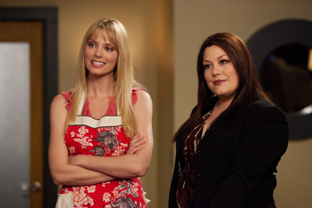 Drop dead diva review family ties tv fanatic for Drop dead diva episode guide