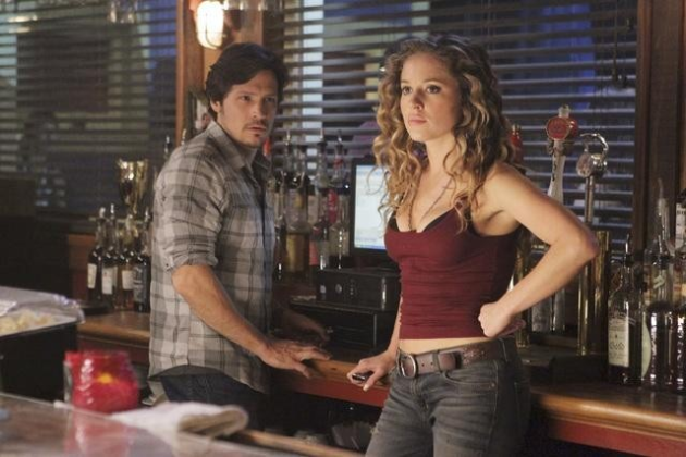 Margarita Levieva on Revenge