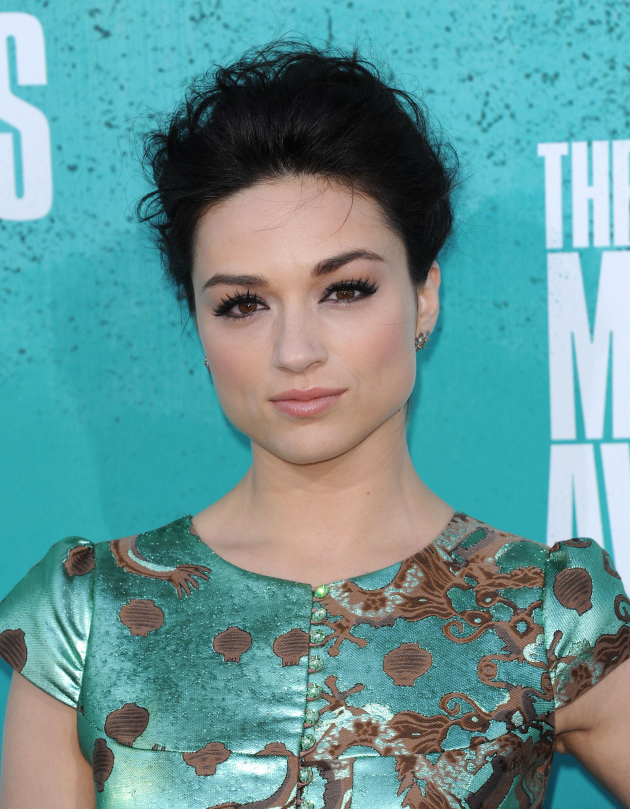 Crystal Reed Photo