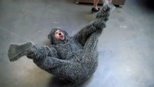 Break Dancing Wilfred