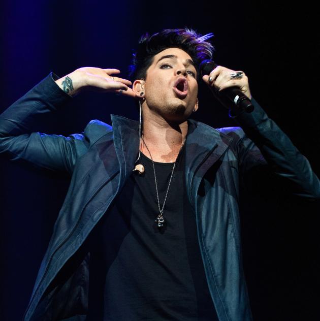 Adam Lambert Photograph
