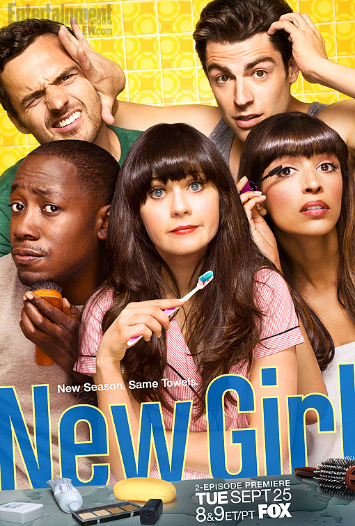 New Girl Season 2 Poster